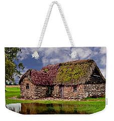 Cottage In The Highlands Weekender Tote Bag