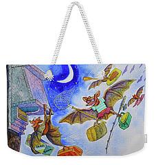 Cottage Life Weekender Tote Bag