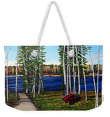 Cottage Life Weekender Tote Bag