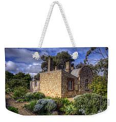 Cottage Weekender Tote Bag by Wayne Sherriff