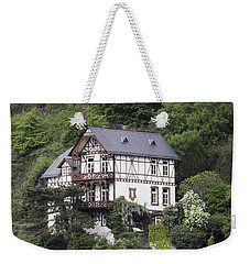 Cottage With A View Weekender Tote Bag