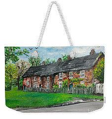 Cottages Weekender Tote Bag