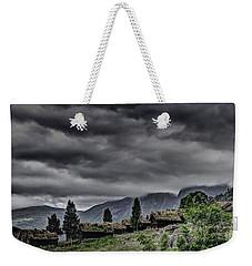 Cottages Weekender Tote Bag