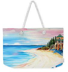 Cottesloe Beach Indiana Tea House Weekender Tote Bag