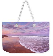 Cotton Candy Sunset. Weekender Tote Bag