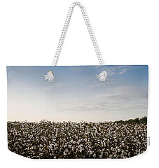 Cotton Field 2 Weekender Tote Bag