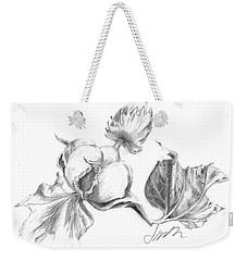 Cotton Harvest Weekender Tote Bag