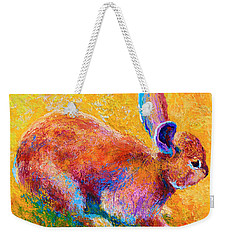Cottontail II Weekender Tote Bag