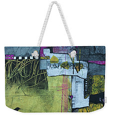 Cottonwood Candy  Weekender Tote Bag