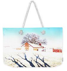 Cottonwood Ranch, Kansas Weekender Tote Bag
