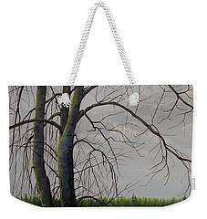 Cottonwoods Weekender Tote Bag