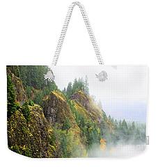 Cougar Reservoir Area Weekender Tote Bag