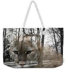 Cougar The Cunning One Weekender Tote Bag