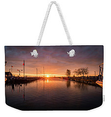 Could Be Paradise Weekender Tote Bag by James Meyer