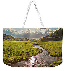 Coulee View Weekender Tote Bag
