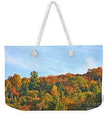Couleurs D' Automne Weekender Tote Bag by Aimelle