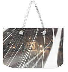 Coulter Snow  Weekender Tote Bag