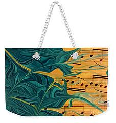 Counterpoint Weekender Tote Bag
