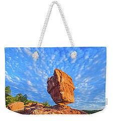 Counterpoise  Weekender Tote Bag by Bijan Pirnia