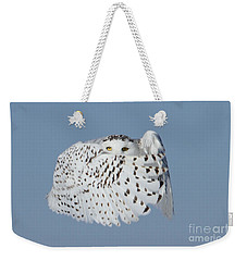 Countess Snowy Weekender Tote Bag