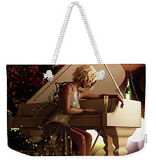 Counting Blessings Weekender Tote Bag