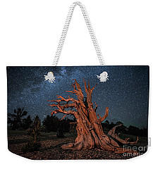 Weekender Tote Bag featuring the photograph Countless Starry Nights by Melany Sarafis