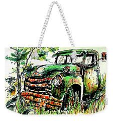 Country Antiques Weekender Tote Bag