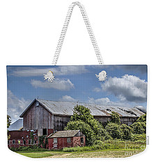Country Barn Weekender Tote Bag