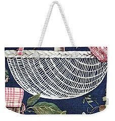 Country Basket Weekender Tote Bag