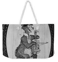 Country Bear Weekender Tote Bag