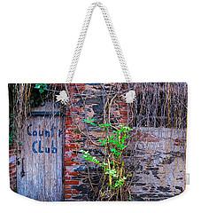 Country Club Weekender Tote Bag
