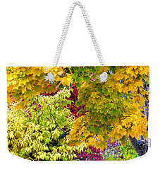 Country Color 15 Weekender Tote Bag