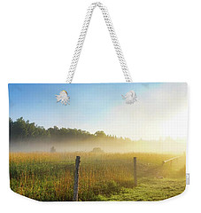 Country Fencerow Weekender Tote Bag
