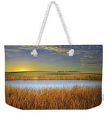Country Field 2 Weekender Tote Bag