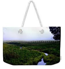 Country Field Weekender Tote Bag