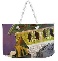 Country House Weekender Tote Bag