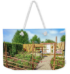 Weekender Tote Bag featuring the photograph Country. by Leif Sohlman