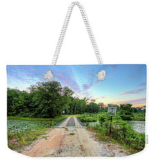 Country Living Sunrise Weekender Tote Bag by JC Findley