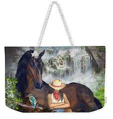 Country Memories 1 Weekender Tote Bag