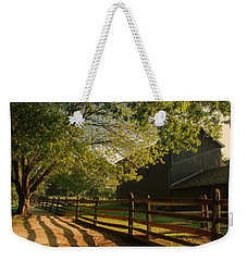 Country Morning - Holmdel Park Weekender Tote Bag