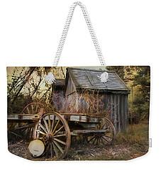 Country Music Weekender Tote Bag