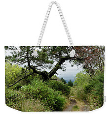Country Road. New Zealand Weekender Tote Bag by Yurix Sardinelly
