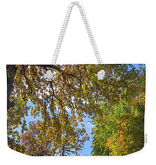 Country Road Weekender Tote Bag by Tim Fitzharris