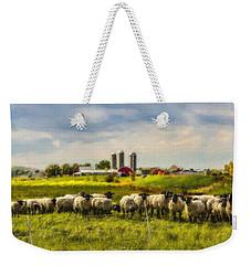 Country Sheep Weekender Tote Bag