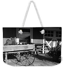 Country Store Weekender Tote Bag