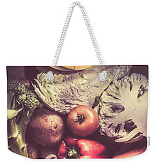 Country Style Foods Weekender Tote Bag by Jorgo Photography - Wall Art Gallery