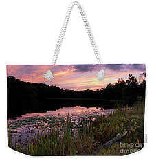 Country Sunset - D010173 Weekender Tote Bag