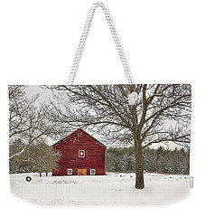 Country Vermont Weekender Tote Bag