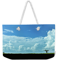 Weekender Tote Bag featuring the photograph Countryside by Andrea Anderegg