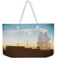 Countryside Boeing Weekender Tote Bag